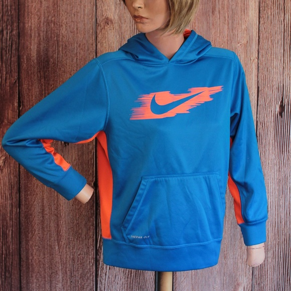 Nike Pullover Hoodie Boys Size Large
